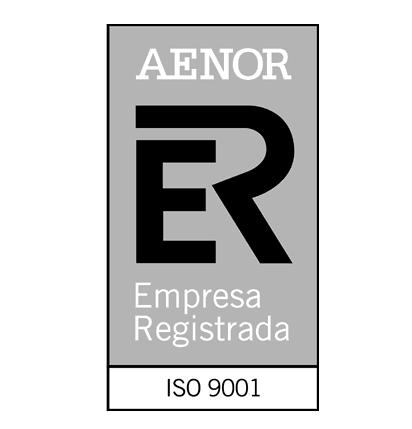 Sasyma Coatings certificado AENOR 9001